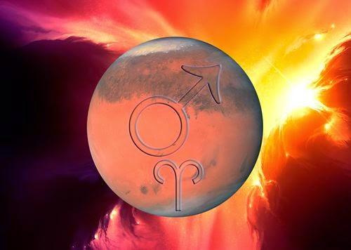 Марс в овен