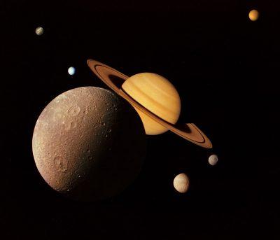 За съвпадите на Сатурн с личнипланети